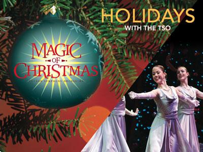 Magic Of Christmas - Tucson Symphony Orchestra