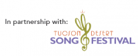 In partnership with Tucson Desert Song Festival