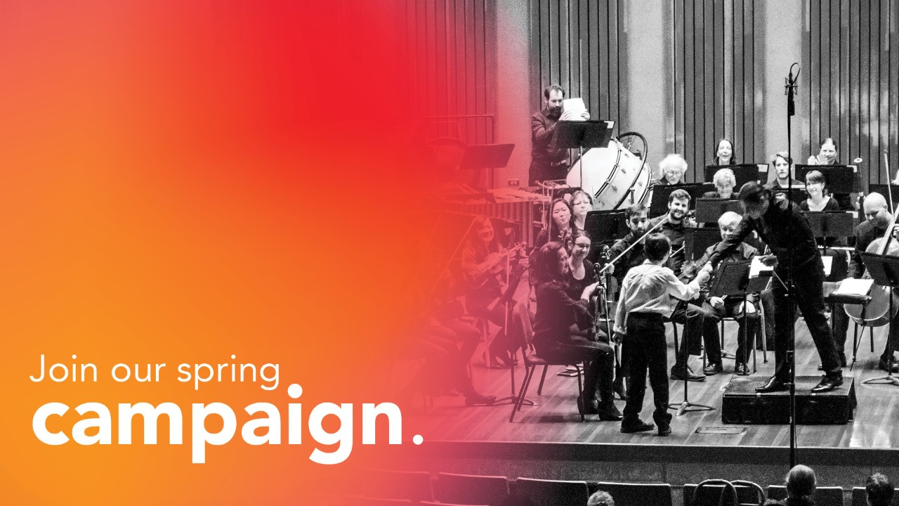 Join our Spring Campaign.